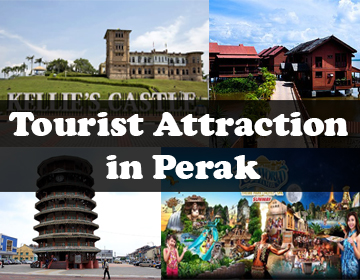 perak tourist attraction