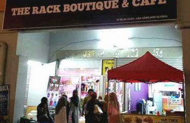The Rack Boutique Cafe